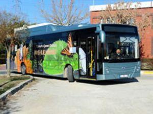 Sakarya'da ilk yerli hibrit otobüs üretildi