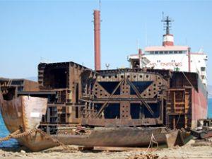 İlgi arttı, Aliağa'ya 2 kat fazla gemi geldi