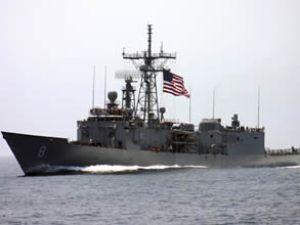 Büyük Okyanus'ta askeri rekabet artıyor