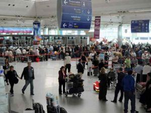 Kasım ayında uçuş trafiği yoğunlaştı