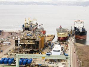 Boğaziçi, gemi inşa sanayisine umut oldu