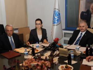 ICAO Başkanı'ndan Yıldırım'a ziyaret