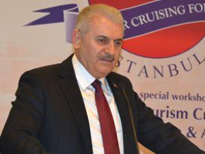 Yıldırım: Kruvaziyer turizmi önem taşıyor