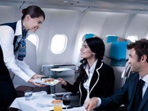 En iyi yemeği sunan havayolu şirketi: THY