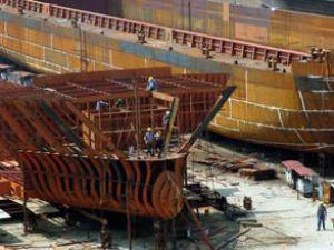 Gemi üretimi teşvik programına girecek
