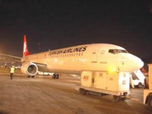 "THY, yeni uçağı ""Amasya""ya kavuştu"
