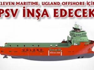 Kleven, Ugland Offshore için PSV üretecek