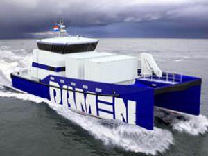Damen, SeaZip'ten iki bot siparişi aldı