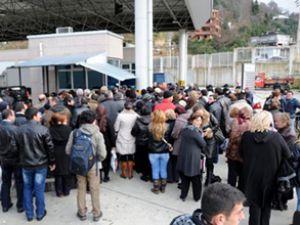 Pasaportsuz geçişte büyük talep yaşandı