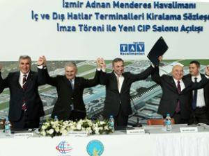 TAV, Adnan Menderes için imzayı attı
