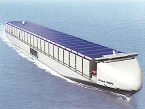 Konteyner gemileri için LNG'li çözümler