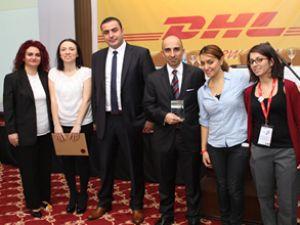 DHL, geleceğin liderlerini buluşturdu