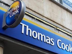 Thomas Cook 398 milyon sterlin zarar etti