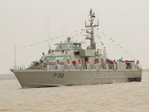 VSD, Irak Donanması için çalıştırılacak