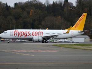 Pegasus yeni uçağı Sevde Nil'i teslim aldı