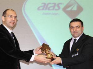 Aras Kargo, Logitrans'ta ödülle taçlandı