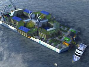 ABD'de yüzen Silikon Vadisi inşa edilecek