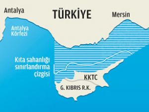 Türkiye'den Rum Kesimi'ne soğuk duş!