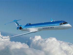 Estonian Air yeni nesil uçağını teslim aldı