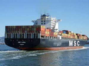 Amerikan limanlarına serviste MSC önde