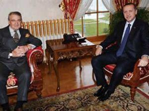 Erdoğan ve Koç yerli otomobili görüştü