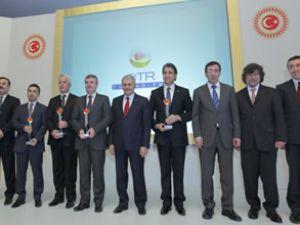 TÜSİAD ve TBV'in eTürkiye ödül töreni