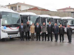 Otokar'dan Aytur Turizm'e 12 adet Sultan