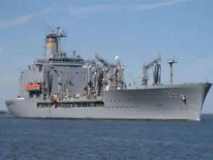 Amerikan gemisi, Rum parsellerini taradı