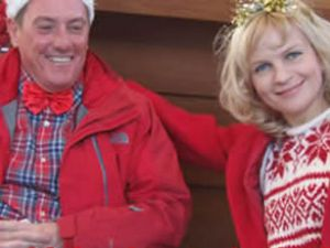 Netsel Marina'da 'Christmas' kutlaması