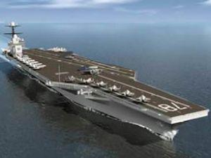 Çin, bir uçak gemisini yüzer otel yaptı