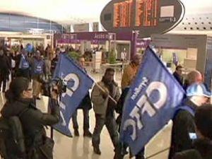 Fransa Havayolları'nda grev devam ediyor