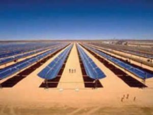 Afrika'daki güneş çiftliğine Türk markajı