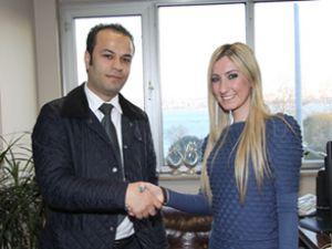 Mustafa Kanafani DenizHaber'i ziyaret etti