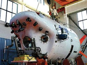 Jialong, 7 bin metreye dalış yapabilecek
