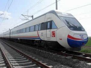 Türkiye'de 'hızlı tren'e odaklandı