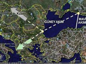 Türkiye'den Güney Akım Hattı'na onay