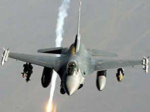 F16'lar PKK'ya bomba yağdırdı