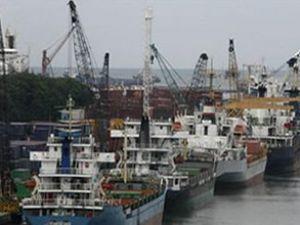 Boştaki konteyner gemi sayısı azaldı