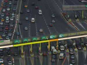 26 milyon araç köprüde servet bıraktı