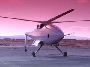 Amerika insansız casus helikopter yaptı
