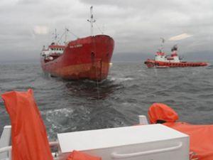Sinan Naiboğlu isimli gemi kurtarıldı
