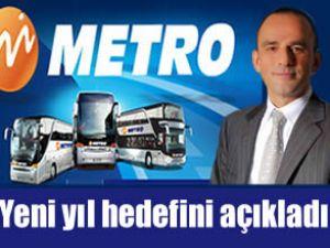 Galip Öztürk, yeni yıl hedefini açıkladı