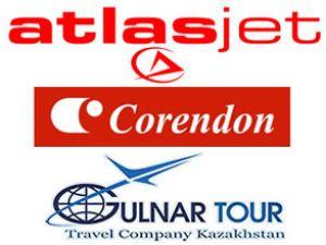 Atlasjet ve Corendon'dan yeni anlaşma