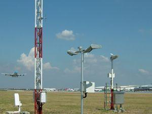 AWOS ile uçuşlar daha güvenli olacak