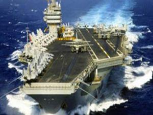 Uçak Gemisi Körfez'e gelirse gerekeni yaparız