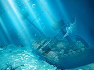 Marmaray'da bulunan gemi canlanıyor