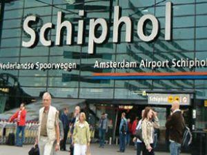 Schiphol'de yolcu sayısı 50 milyonu buldu