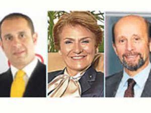 TÜSİAD yönetiminde 3 yeni isim