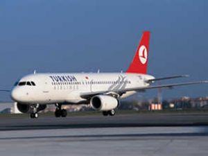 Türk Hava Yolları uçağı türbülansa girdi