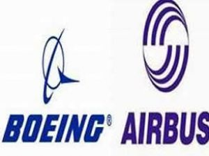 Airbus ve Boeing yarışı devam ediyor